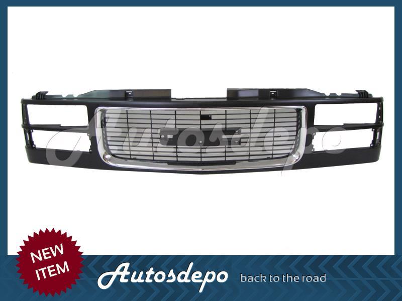 For 1993-1994 Sentra Front Bumper Filler Panel Lh