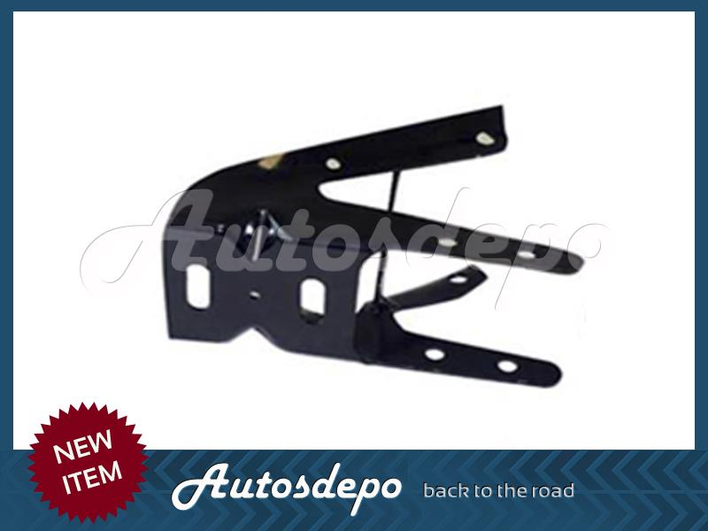 1999-2004 FORD F150 HERITAGE FRONT CHROME BUMPER PAD VALANCE FRAME ...