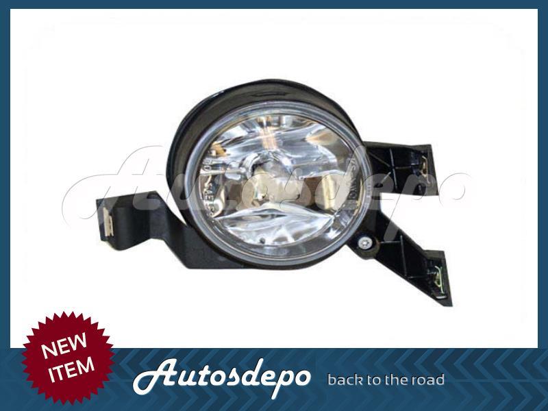 For 2001-2005 New Beetle Front Bumper Fog Light Glass Lens W//Bulb Rh