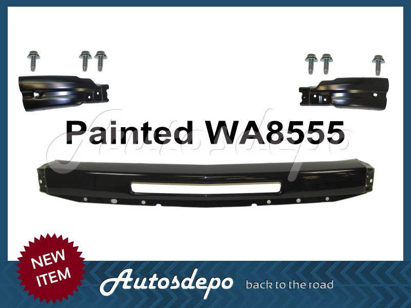 GM OEM FRONT BUMPER-Side Extension Right 22737639