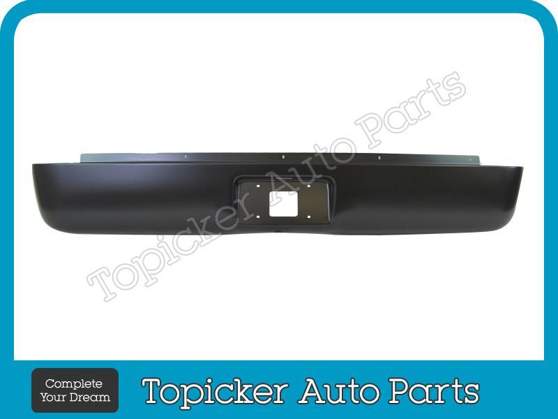 2007 2012 Chevy Silverado Fleetside Rear Roll Pan
