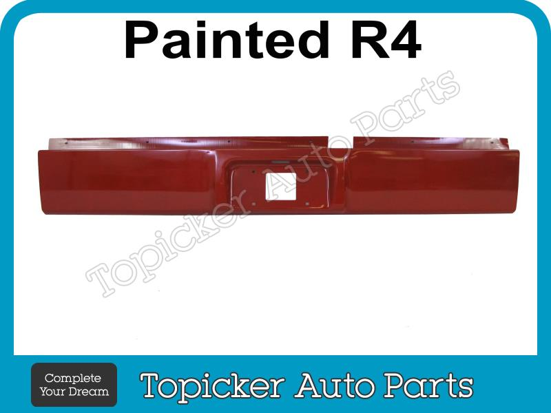 Painted DM Gray Rear Step Bumper for 2002-2008 Dodge Ram 1500 2500 3500