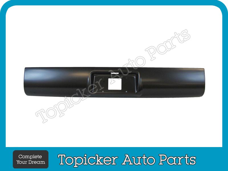 1994 to 2003 Chevrolet S10 S15 Rear Steel Rollpan with License /& Light