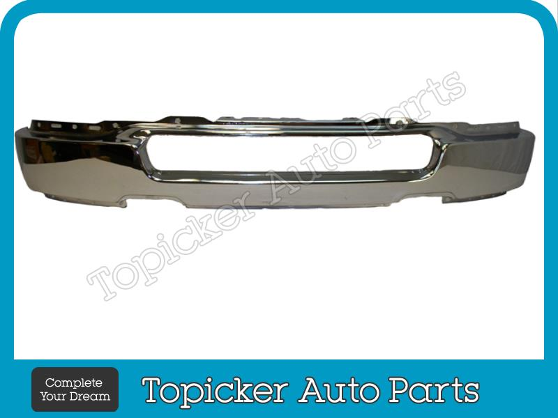 New Rear Step Bumper Top Pad 2004-2008 Ford F150 StyleSide Truck With Sensor Holes